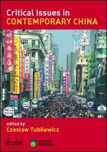 Abbildung von Tubilewicz | Critical Issues in Contemporary China | 2006
