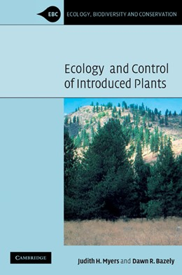 Abbildung von Myers / Bazely | Ecology and Control of Introduced Plants | 2003