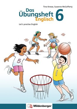 Abbildung von Kresse / McCafferty | Das Übungsheft Englisch 6 | 1. Auflage | 2018 | beck-shop.de
