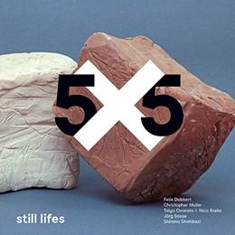 Abbildung von Siegel / Dobbert   5x5 still lifes: Das zeitgenössische Stillleben der Fotografie. Ein Experiment   1. Auflage   2016   beck-shop.de