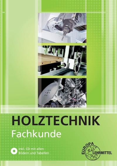 Fachkunde Holztechnik | Bounin / Eckhard / Hammerl | 24. Auflage, 2016 | Buch (Cover)