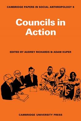 Abbildung von Richards / Kuper   Councils in Action   2009   6