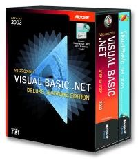 Abbildung von Microsoft(r) Visual Basic(r) .NET Deluxe Learning Edition--Version 2003 | 2003