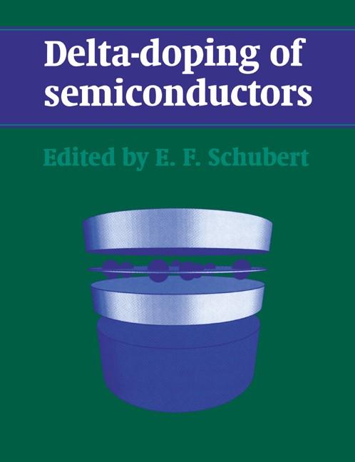 Abbildung von Schubert | Delta-doping of Semiconductors | 2005