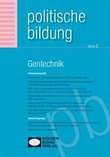 Abbildung von Achour / Beer / Bielmann  | Gentechnik | 2006