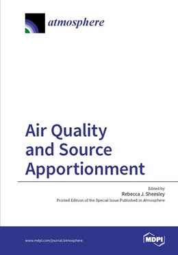 Abbildung von Air Quality and Source Apportionment | 1. Auflage | 2016 | beck-shop.de