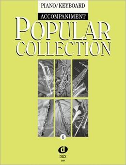 Abbildung von Popular Collection Band 6. Klavierbegleitung | 2014