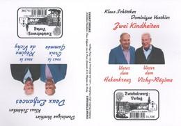Abbildung von Schöttker / Vanthier | Zwei Kindheiten - unter dem Hakenkreuz und unter dem Vichy-Regime | 2016 | Deux Enfances - sous la Croix ...