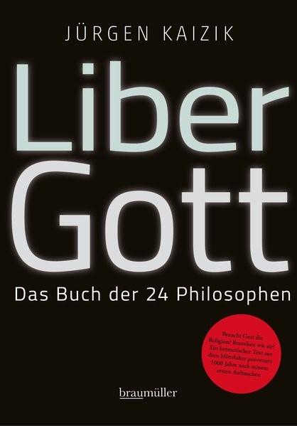 Liber Gott | Kaizik, 2017 | Buch (Cover)