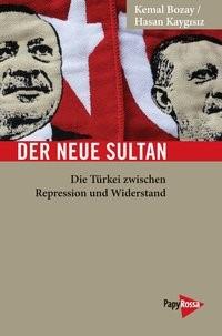 Der neue Sultan | Bozay / Kaygisiz, 2017 | Buch (Cover)