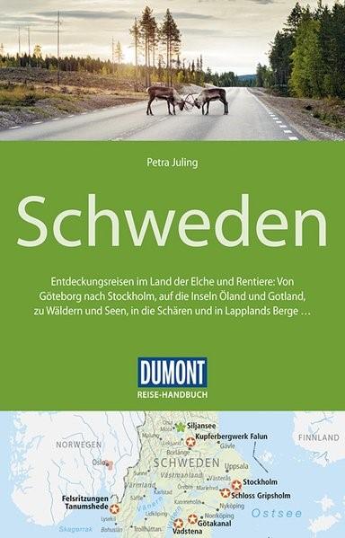 DuMont Reise-Handbuch Reiseführer Schweden | Juling | 4. Auflage, 2017 | Buch (Cover)