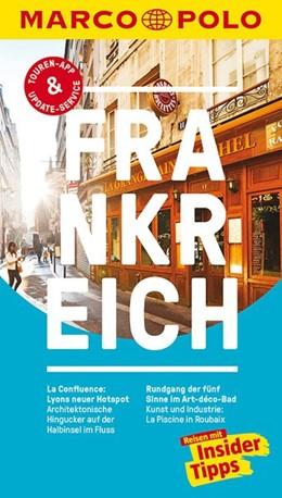 Abbildung von Maunder   MARCO POLO Reiseführer Frankreich   14. Auflage   2017   Reisen mit Insider-Tipps. Inkl...