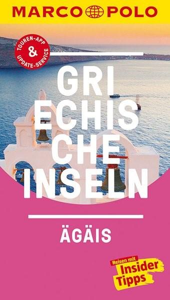 Abbildung von Bötig | MARCO POLO Reiseführer Griechische Inseln, Ägais | 16. Auflage | 2017