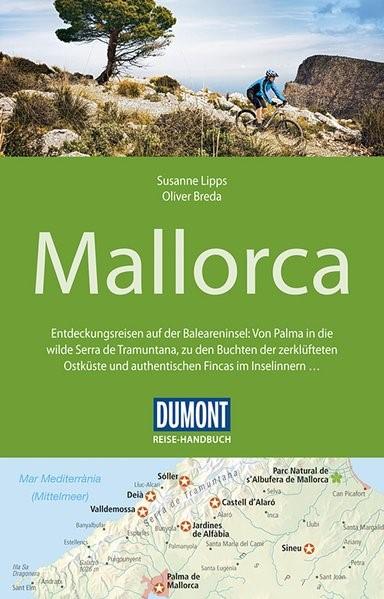 DuMont Reise-Handbuch Reiseführer Mallorca | Lipps-Breda / Breda | 4. aktualisierte und erweiterte Auflage, 2017 | Buch (Cover)