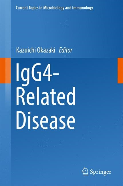 IgG4-Related Disease | Okazaki, 2017 | Buch (Cover)