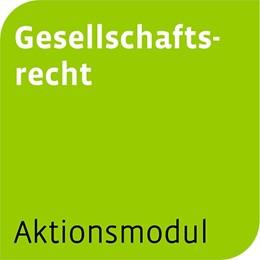 Abbildung von Aktionsmodul Otto Schmidt Gesellschaftsrecht | 1. Auflage | | beck-shop.de