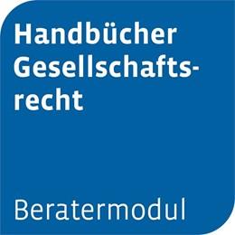 Abbildung von Beratermodul Otto Schmidt Handbücher Gesellschaftsrecht   1. Auflage     beck-shop.de