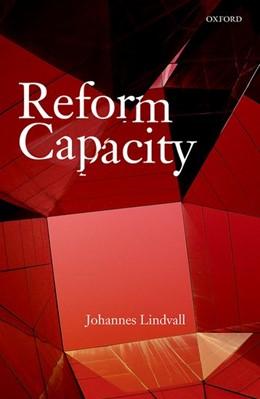 Abbildung von Lindvall | Reform Capacity | 2017