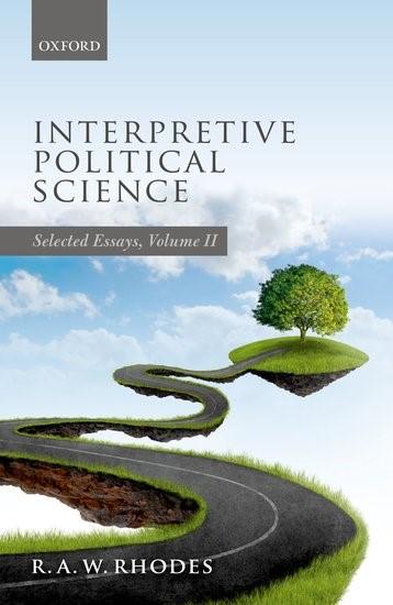 Abbildung von Rhodes | Interpretive Political Science | 2017
