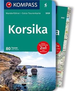 Abbildung von Mertz | Korsika | 1. Auflage | 2017 | Wanderführer mit Extra-Tourenk...