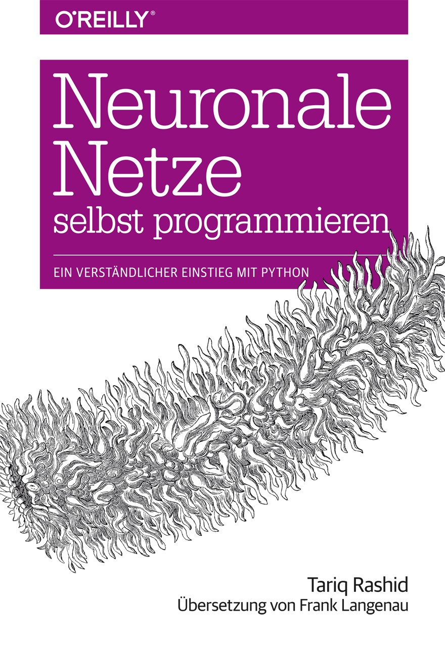 Neuronale Netze selbst programmieren | Rashid, 2017 | Buch (Cover)