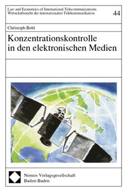 Abbildung von Bohl | Konzentrationskontrolle in den elektronischen Medien | 2000 | 44