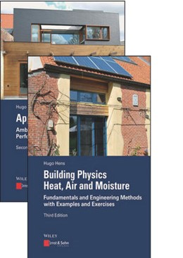 Abbildung von Hens | Package: Building Physics and Applied Building Physics | 4. Auflage | 2017