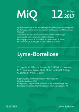 Abbildung von DGHM / Podbielski | MIQ 12: Lyme-Borreliose | 2. Auflage | 2017 | beck-shop.de
