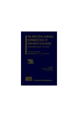 Abbildung von Popescu / Tuffs | The Spectral Energy Distributions of Gas-Rich Galaxies | 2005 | Confronting Models with Data | 761
