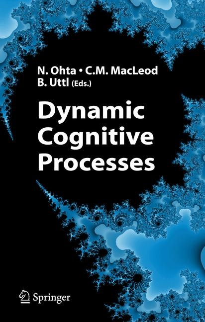 Dynamic Cognitive Processes | Ohta / MacLeod / Uttl, 2005 | Buch (Cover)