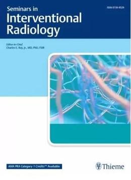 Abbildung von Seminars in Interventional Radiology | 1. Auflage | 2019 | beck-shop.de
