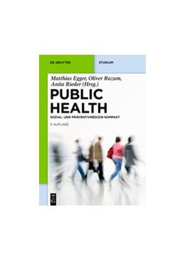 Abbildung von Egger / Razum | Public Health | 3. Auflage | 2018 | beck-shop.de