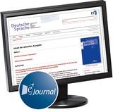 DS • Deutsche Sprache • eJournal | 47. Jahrgang, 2016 (Cover)