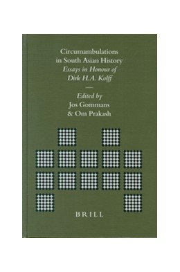Abbildung von Circumambulations in South Asian History | 2003 | Essays in Honour of Dirk H.A. ... | 19