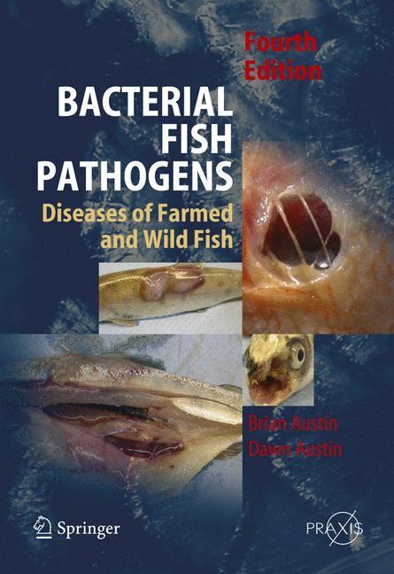 Abbildung von Austin | Bacterial Fish Pathogens | 4th ed. | 2007