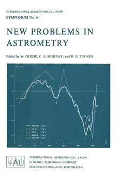 Abbildung von Gliese / Murray / Tucker | New Problems in Astrometry | 1974 | 61