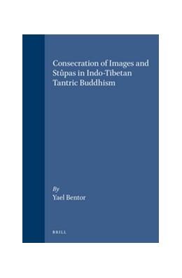 Abbildung von Bentor | Consecration of Images and Stûpas in Indo-Tibetan Tantric Buddhism | 1996 | 11