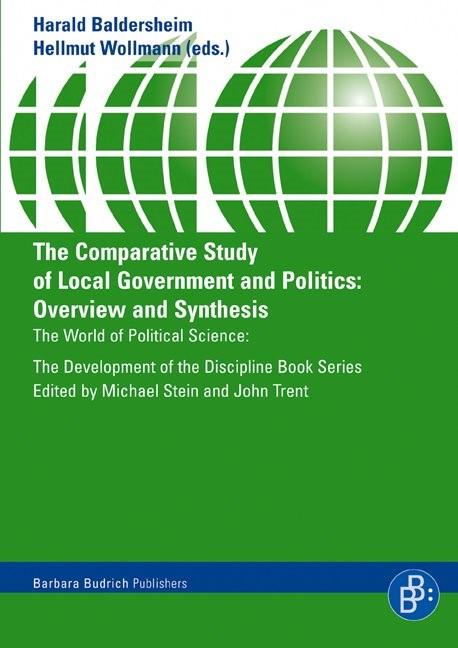 Abbildung von Baldersheim / Wollmann | The Comparative Study of Local Government and Politics | 2006