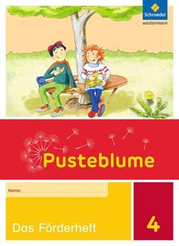 Abbildung von Pusteblume 4. Förderheft | 1. Auflage | 2017 | beck-shop.de