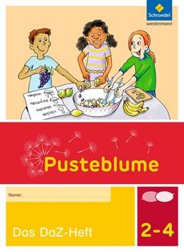 Abbildung von Pusteblume. Das Sprachbuch. Das DaZ-Heft   1. Auflage   2017   beck-shop.de