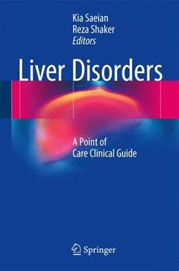 Abbildung von Saeian / Shaker | Liver Disorders | 1. Auflage | 2016 | beck-shop.de