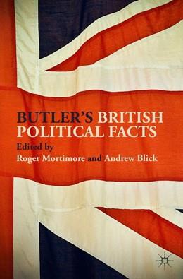 Abbildung von Mortimore / Blick | Butler's British Political Facts | 1st ed. 2018 | 2018
