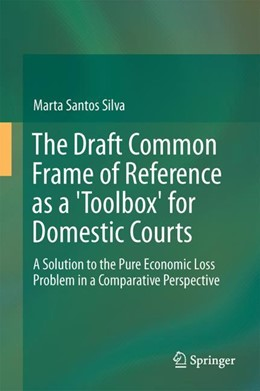 Abbildung von Santos Silva | The Draft Common Frame of Reference as a