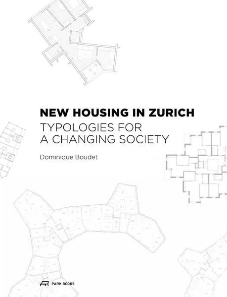 New Housing in Zurich | Boudet, 2017 | Buch (Cover)