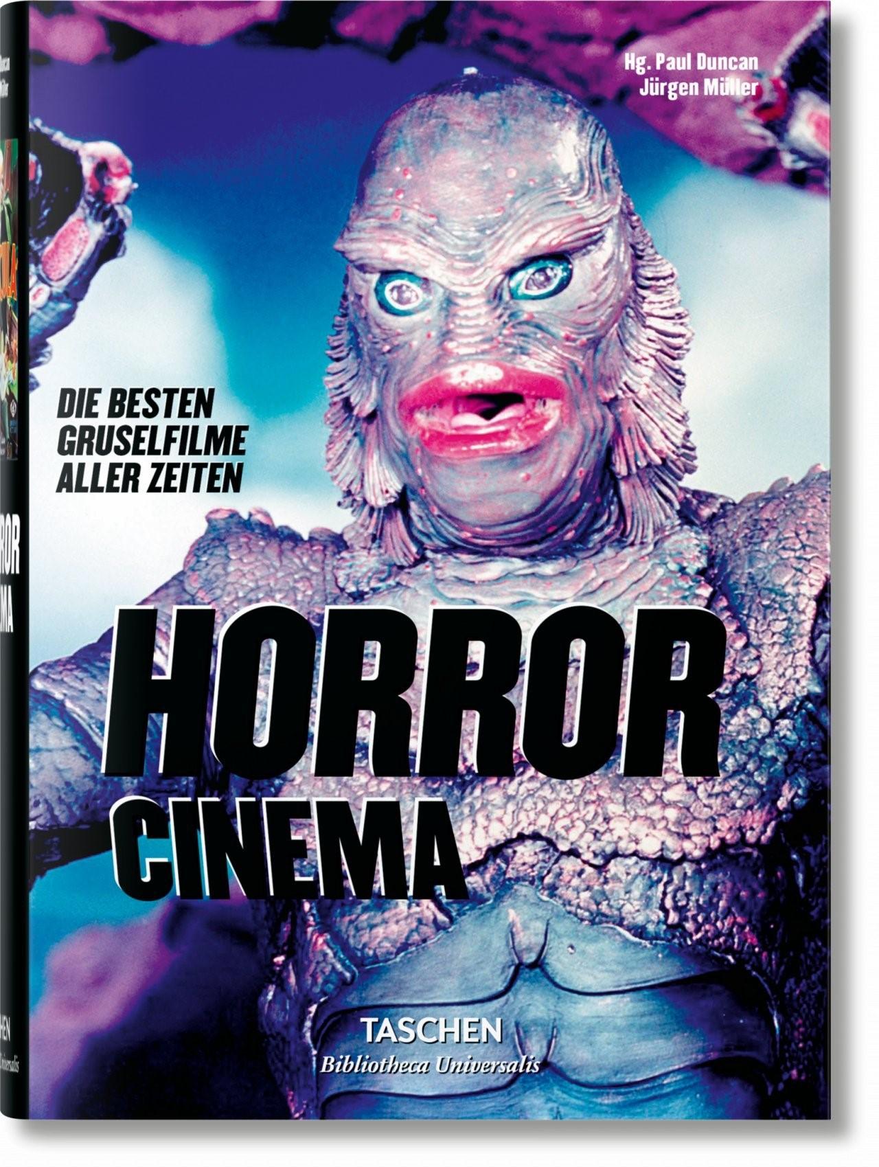Horror Cinema | Duncan / Müller, 2017 | Buch (Cover)