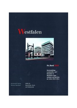 Abbildung von Westfalen 94. Band 2016 | 2016 | Hefte für Geschichte, Kunst un...