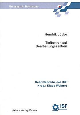 Tiefbohren auf Bearbeitungszentren | Löbbe, 2003 (Cover)
