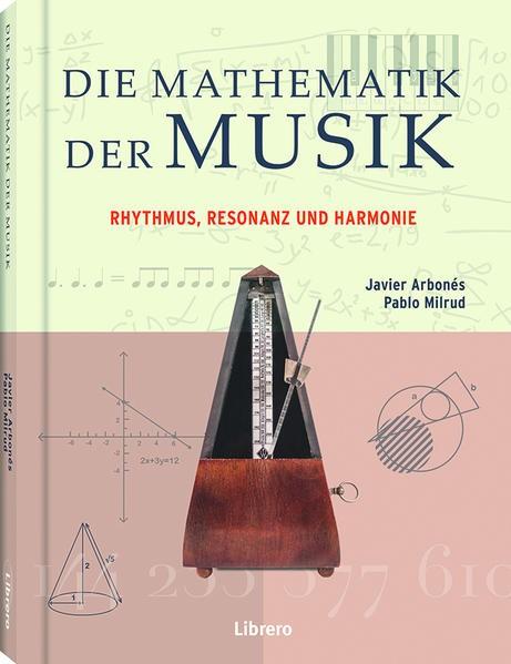 Die Mathematik der Musik | ARBONÉS / MILRUD, 2017 | Buch (Cover)