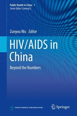 Abbildung von Wu | HIV/AIDS in China | 2017 | Beyond the Numbers
