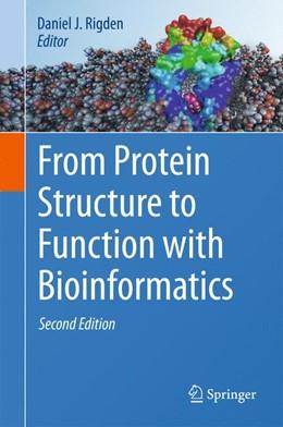 Abbildung von J. Rigden | From Protein Structure to Function with Bioinformatics | 2. Auflage | 2017 | beck-shop.de